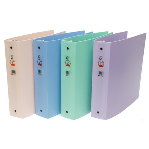 Heavy Duty Poly 2 Inch Binders