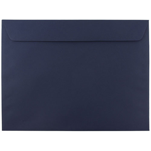 Blue 9 1/2 x 12 5/8 Envelopes