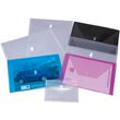Plastic Document Holders withVELCRO® BrandClosure