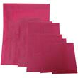 Magenta Translucent Envelopes & Paper