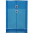 Blue 6 1/4 x 9 1/4 Plastic Envelopes - 1