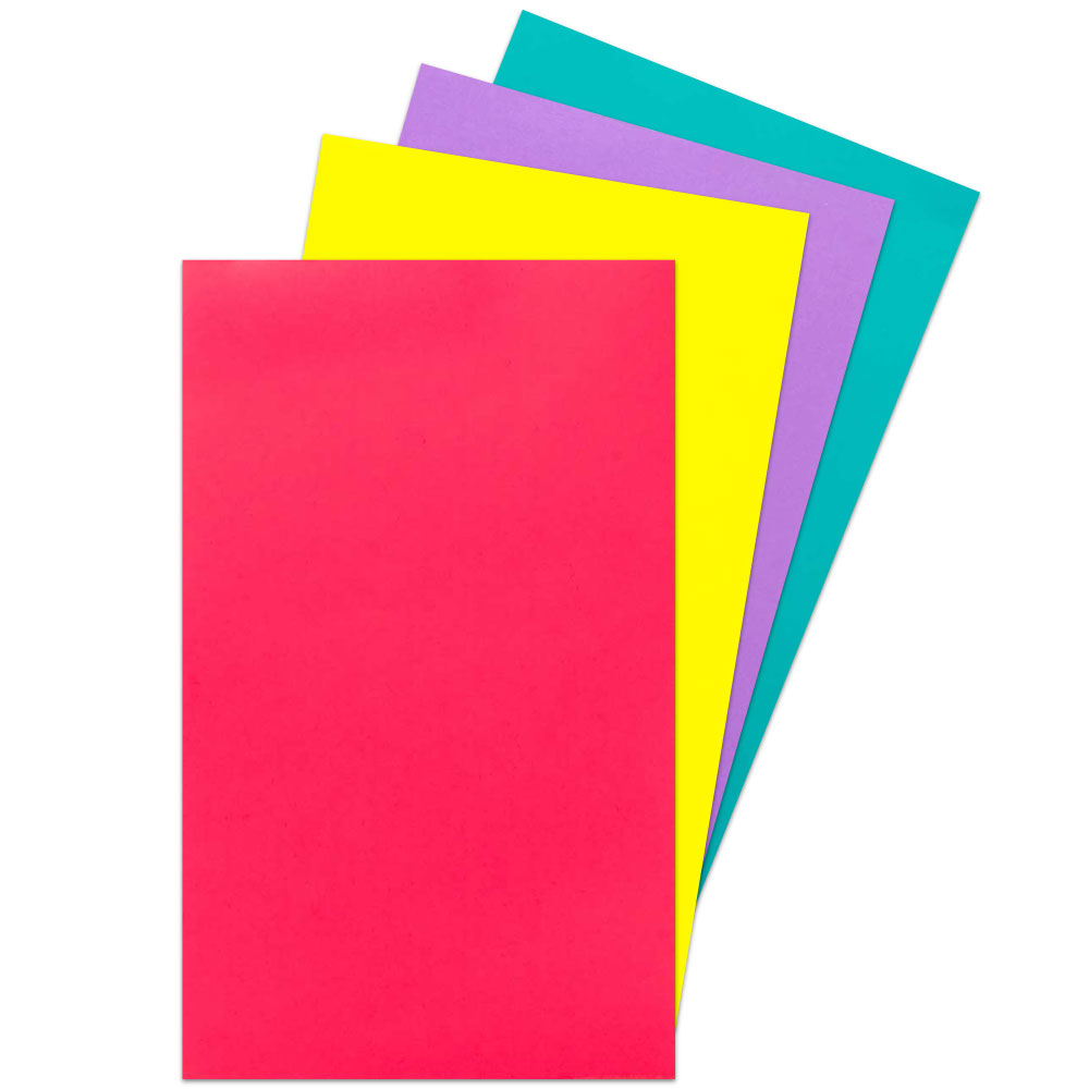 Legal Size 8 1/2 x 14 Paper & Cardstock