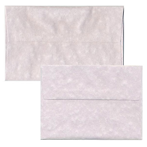Orchid Parchment Recycled Envelopes & Paper