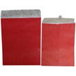 Red Tyvek® Envelopes