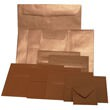Copper Stardream Envelopes & Paper