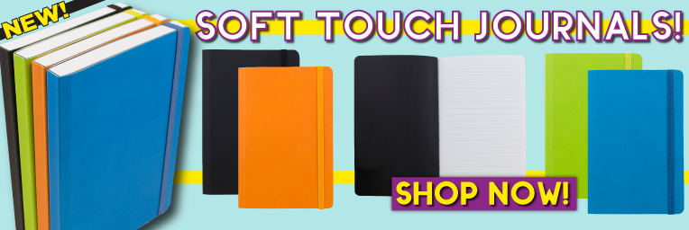 Soft Touch Journals