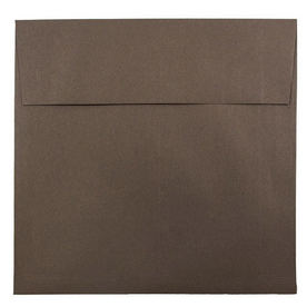 Brown 8 1/2 x 8 1/2 Square Envelopes
