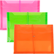 Plastic Envelopes with Elastic Closure - 1