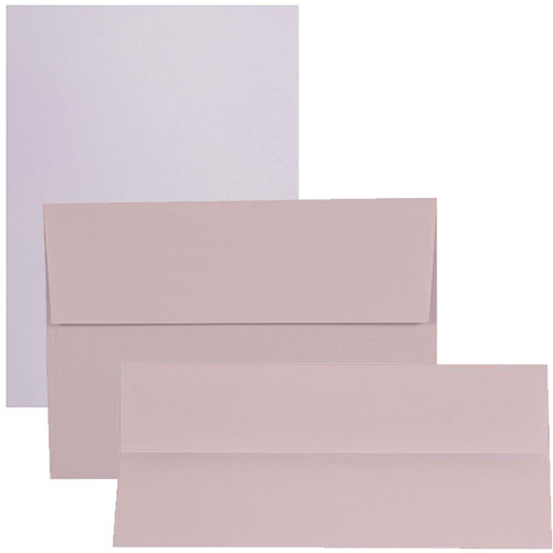 Light Purple Envelopes