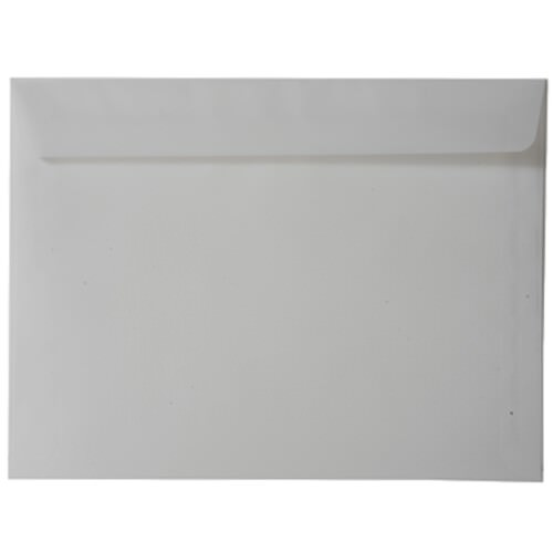Clear 9 1/2 x 12 5/8 Envelopes