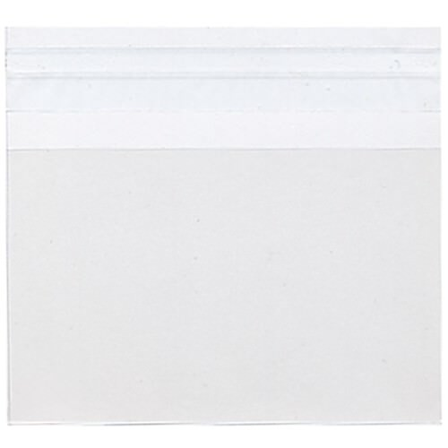 Clear 2 3/8 x 3 11/16 Envelopes