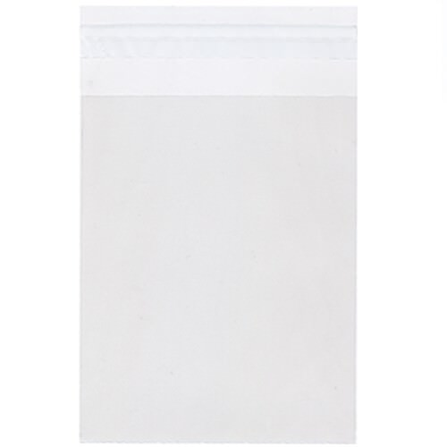 Clear 4 5/8 x 5 7/8 Envelopes