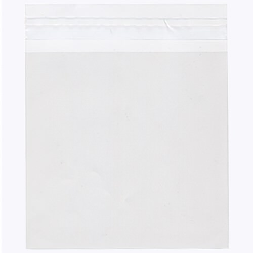 Clear 5 1/4 x 5 1/4 Square Envelopes