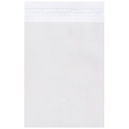 Clear 5 7/16 x 7 3/8 Envelopes