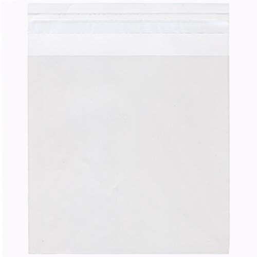 Clear 5 3/4 x 5 3/4 Square Envelopes