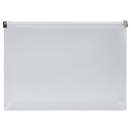 Clear A6 Plastic Envelopes - 4 1/2 x 6 1/2