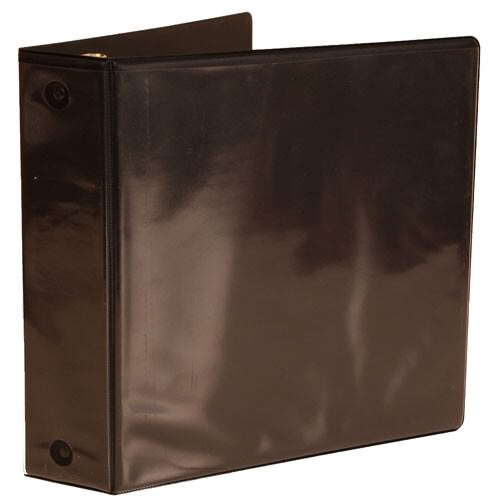 2 Inch View Binder with Round Rings