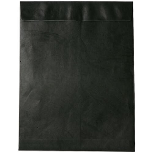 Black 11 1/2 x 14 1/2 Envelopes
