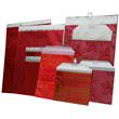 Red Foil Envelopes with Self Adhesive Closure