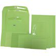 Ultra Lime Green Brite Hue Envelopes & Paper