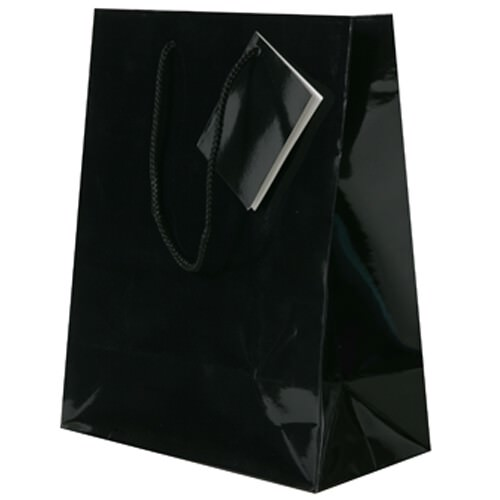 Black Gift Bags with Handle