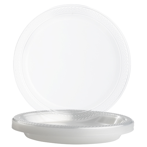 Clear Plastic Plates
