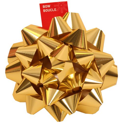 Gold gift bows jam paper gold gift bows negle Images