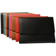 Italian Leather Portfolios with Snap Closure - 1