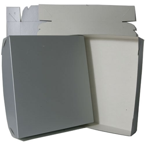 Silver Groove Gift Box (16 x 16 x 2 1/2)