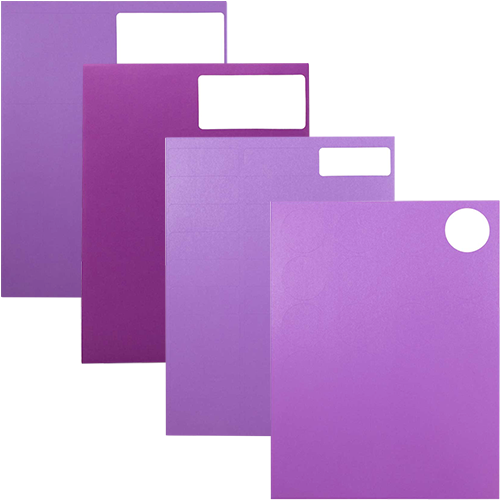 Purple Labels