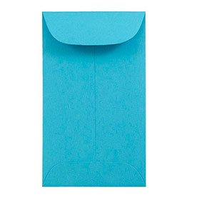 2 Pay #3 Envelopes - 2.5 x 4.25
