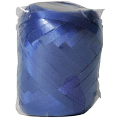 Blue Curling Ribbon