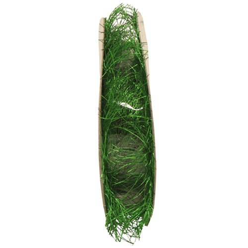 Green Feather Ribbon