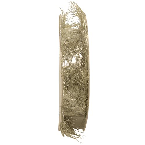Silver Feather Ribbon