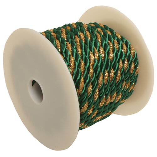Green Thin Rope