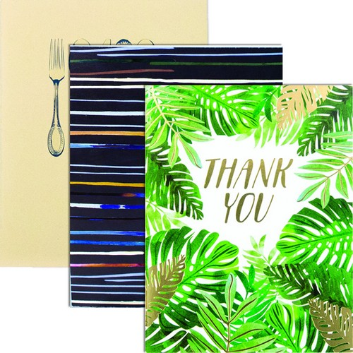 Everyday Design Thank You Card Sets