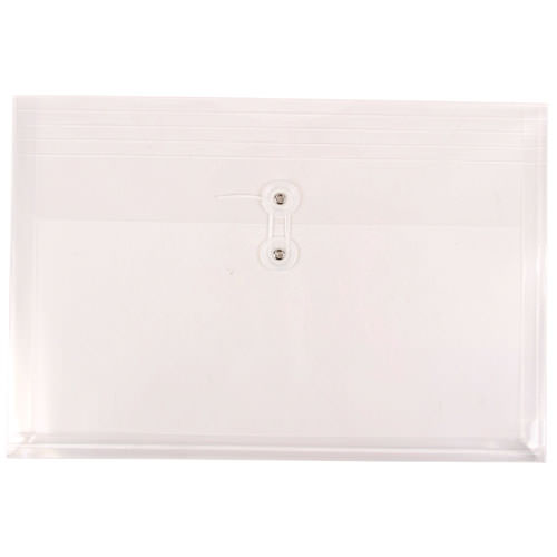 Clear Legal Plastic Envelopes - 9.75x14.5