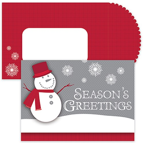 Season's Greetings Christmas Card Sets