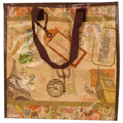 Closeout Reusable Shopping Bags