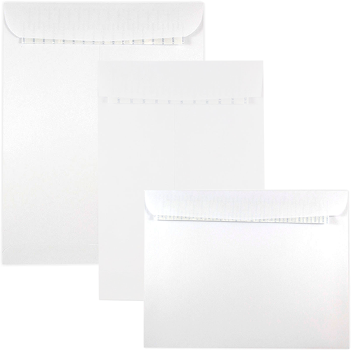 White Peel & Seal Envelopes
