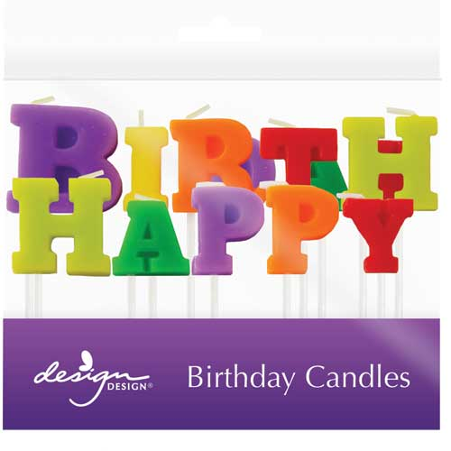 Specialty Birthday Candles