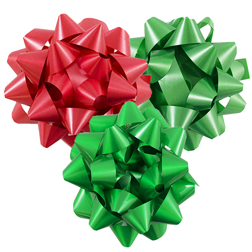 Extra Large Gift Bows - 8 Inch Diameter