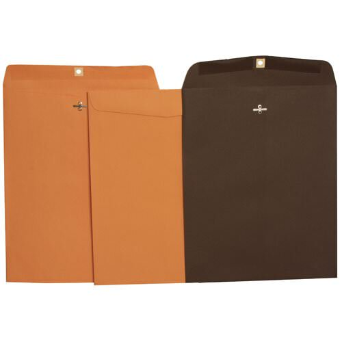 Brown 11 1/2 x 14 1/2 Envelopes