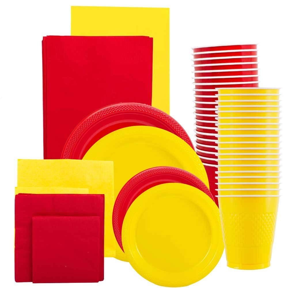 Party Tableware Assortment Packs