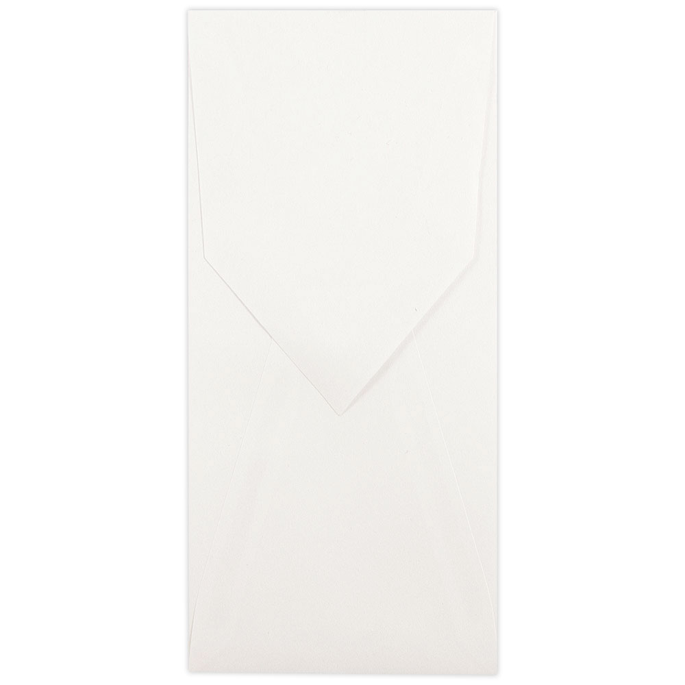 White 4 3/8 x 9 7/16 Envelopes
