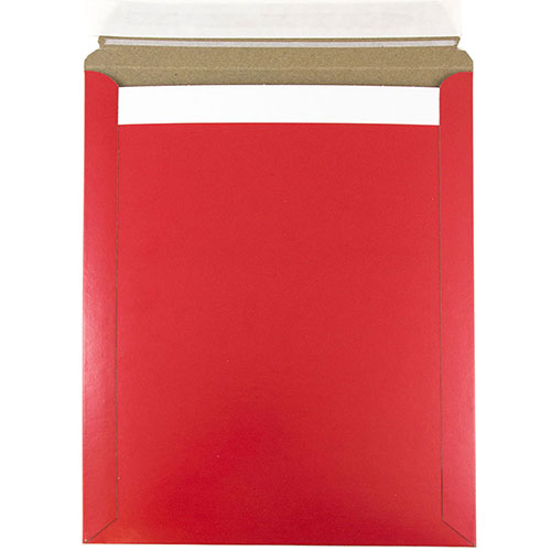 Red 11 x 13 1/2 Envelopes