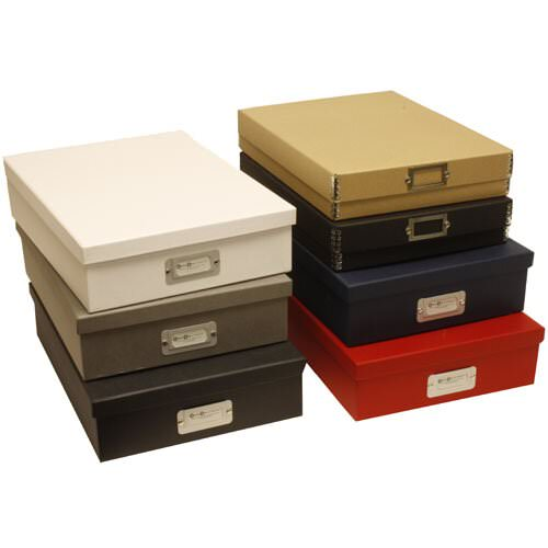 Letter Size File Boxes