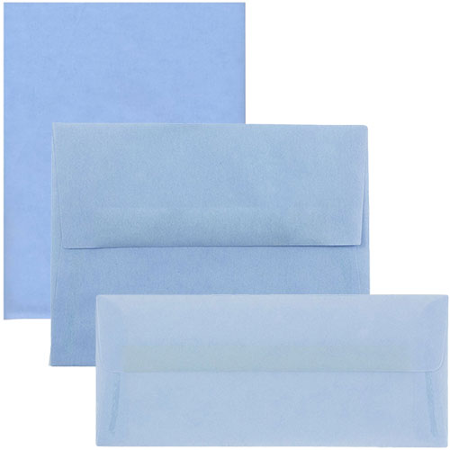 Surf Translucent Envelopes