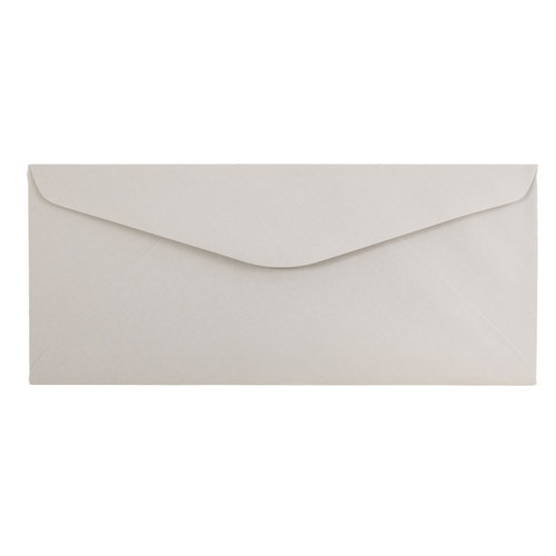 Silver & Grey #14 Envelopes - 5 x 11 1/2