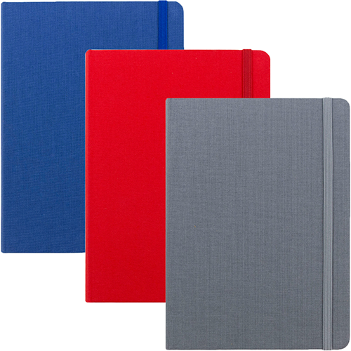 Hardcover Fabric Journals